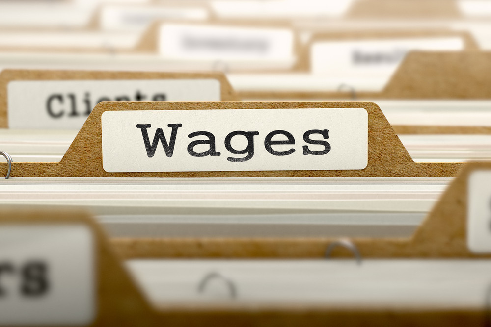 Pay Secrecy in the Workplace   Wage Discrimination
