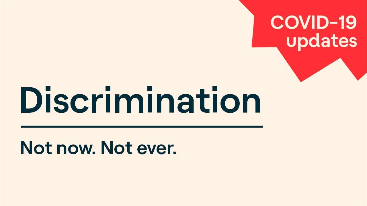 COVID-19 Discrimination