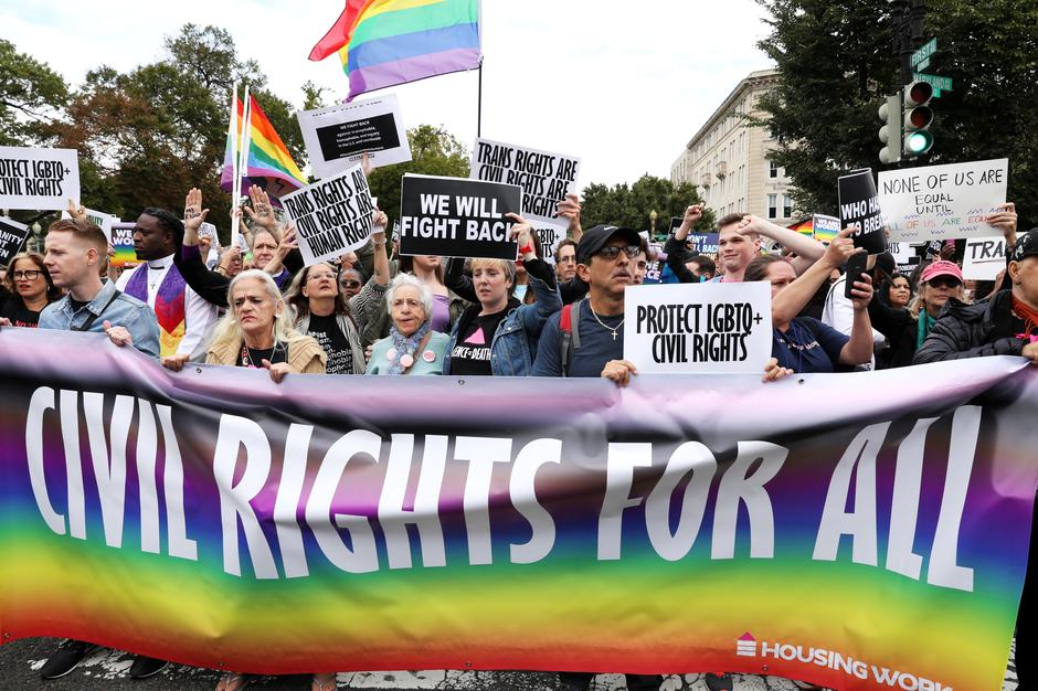LGBTQ+ Rights in the Workplace