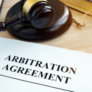 Dangers of an Employment Arbitration Agreement